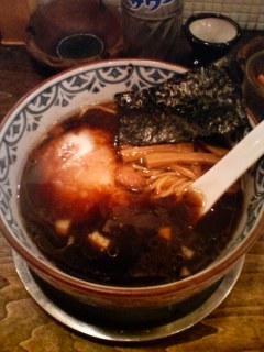 スープは魚系!