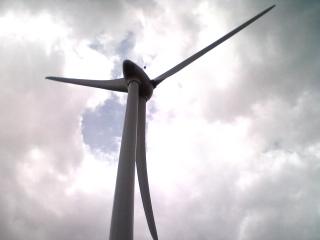 風の谷の風車?!