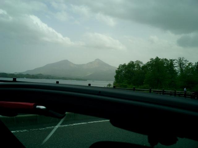 磐梯山です!