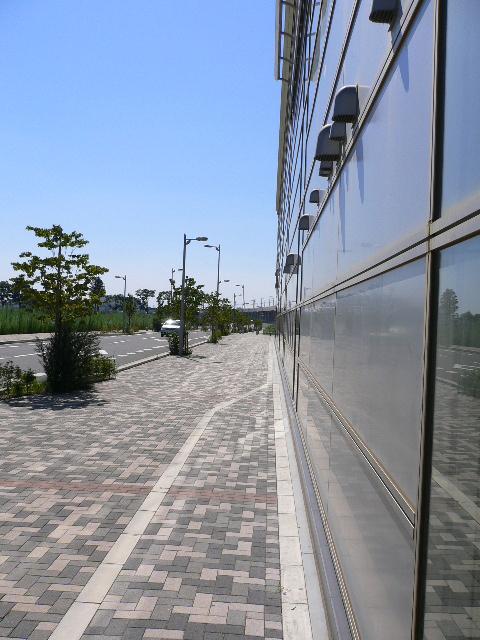 研究学園駅。
