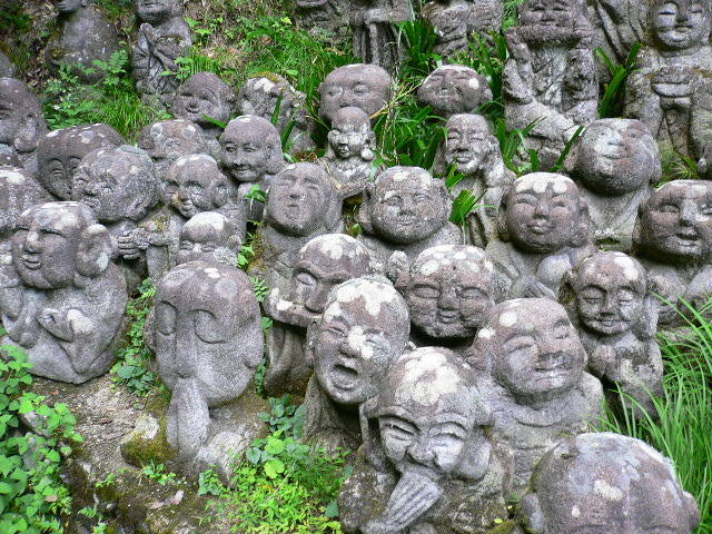愛宕念仏寺。。
