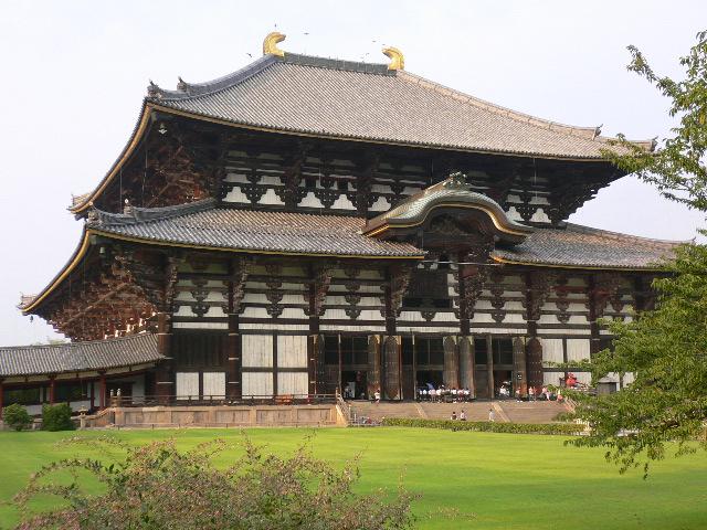 東大寺大佛殿