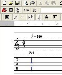 ギター挿入設定5