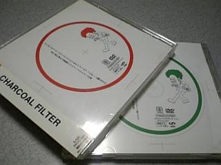 わくチャコ2003&2004のDVD。