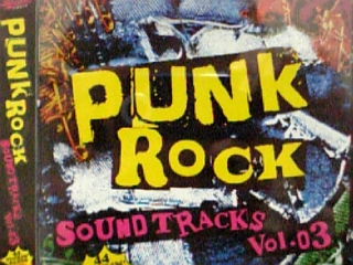 PUNK ROCK SOUND TRACKS Vol.03