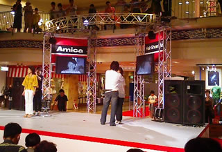Amica Hair Show Live 1