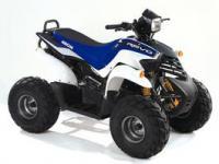 四輪バギーREVOシリーズ50 (ATV)