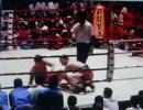 Aye Bo Sein vs Akitoshi Tamura