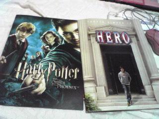 ハリポタ&HERO