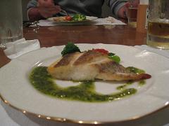 魚ジェノバソース9.15