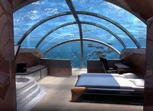 海底ホテル