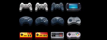 ゲームコントローラアイコン