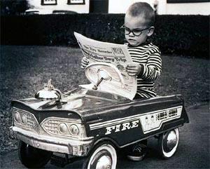 子どもの手元用メガネ