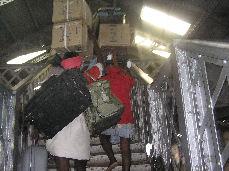 インドで荷物は怖くない