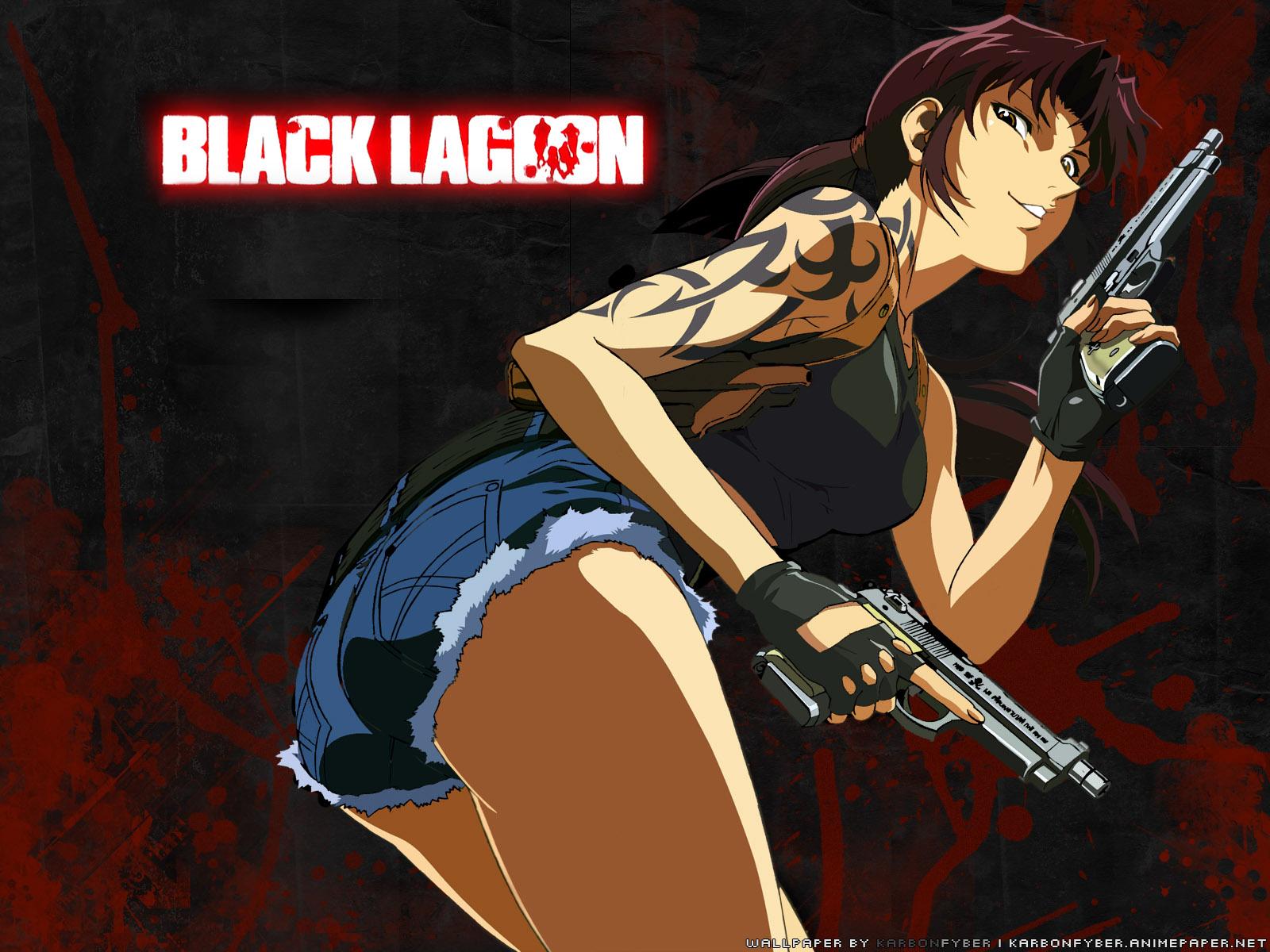 Black Lagoon The Second Barrage 003 ジエネオン ユニバーサル